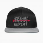 Cap mit Motiv für Bogensport