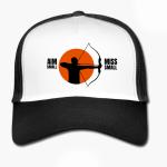 Cap für den den Bogensport