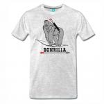 Shirt mit Motiv Bowrilla für den Bogensport