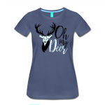 Shirt mit Hirschmotiv für den Bogensport