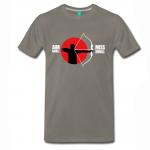 Shirt mit Schütze für den Bogensport